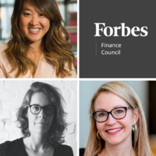This is a fantastic article from Forbes around the lack of women in finance.