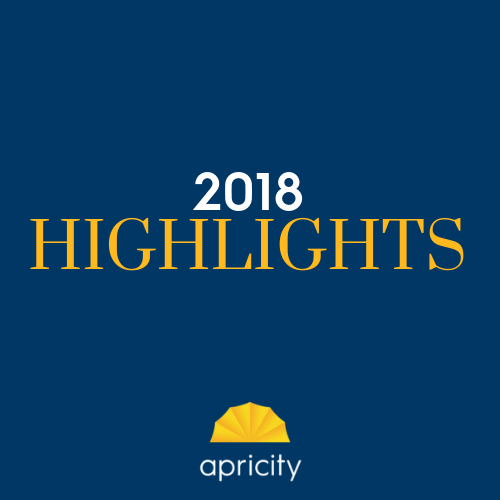 Our 2018 highlights