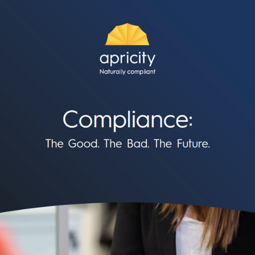 Compliance: The Good. The Bad. The Future.